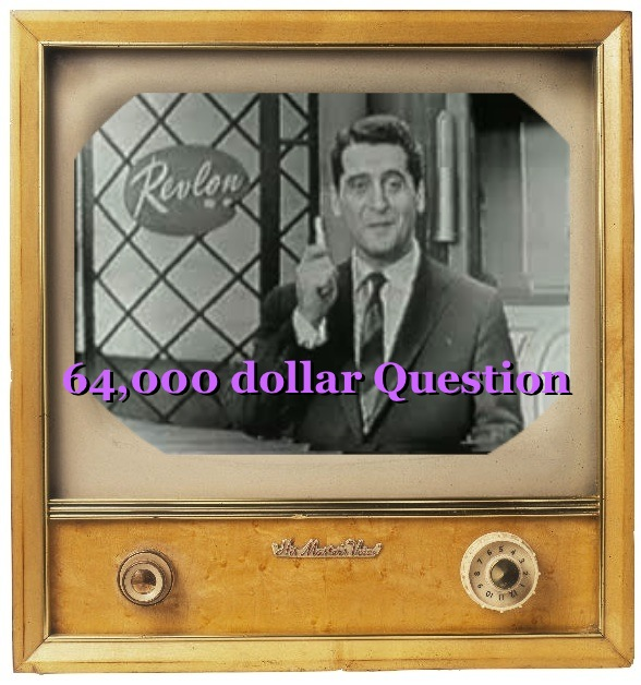 64,000 dollar Question TV shows to watch online