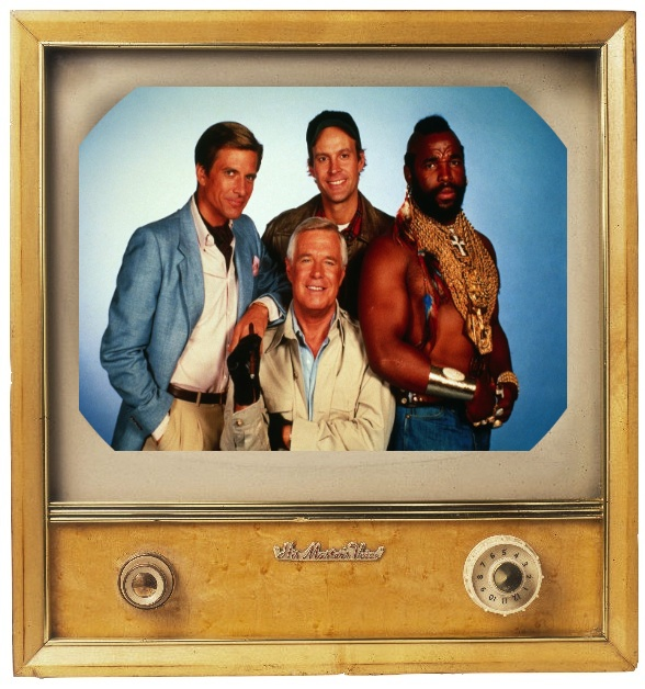 A-Team TV shows to watch online