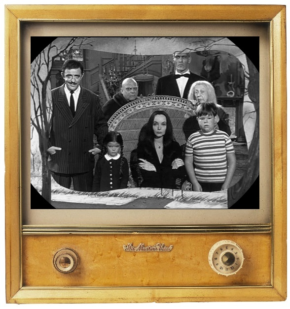 Addams Family TV shows to watch free online
