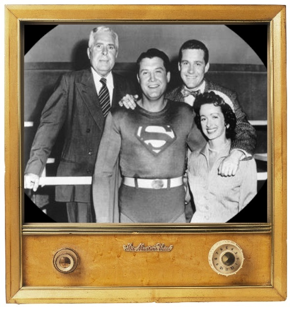 Adventures of Superman TV shows to watch free online